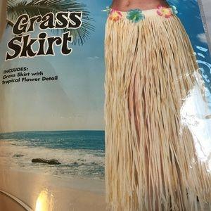 Grass Skirt Halloween Costume